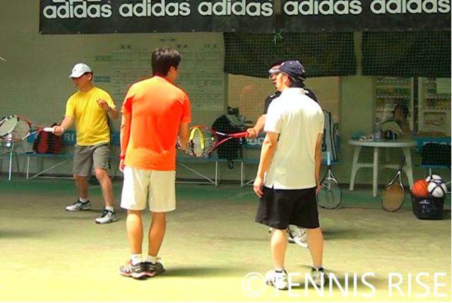 ショートラリーのコツ これでテニスが上手くなる!