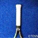 テニス「グリップテープ」の種類、キレイな巻き方のコツ【動画有】