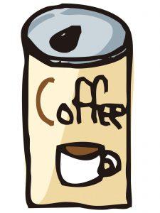 コーヒーの一日摂取は約3~4杯まで