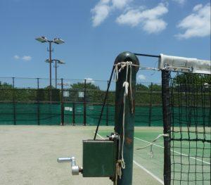 テニスハンドル